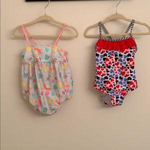 Swimsuit bundle of 2
